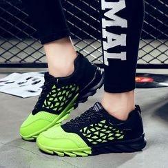 HANO - Two Tone Sneakers