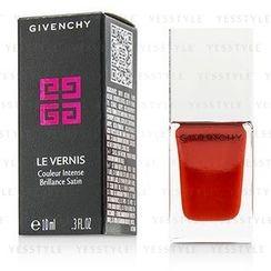 Givenchy - Le Vernis Intense Color Nail Lacquer - # 06 Carmin Escarpin