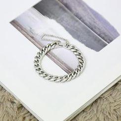 NANING9 - Metal-Chain Bracelet