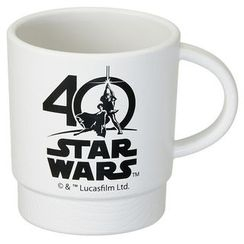 Skater - Star Wars 40th Stacking Plastic Cup (White)