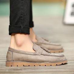 Muyu - 布洛克樂福鞋