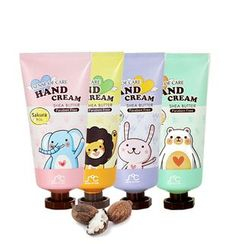 Rainbow Beauty - Shea Butter Hand Cream 80g