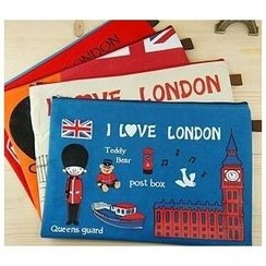 Lover's Kiss - Print Document Pouch