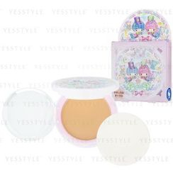 Sanrio - Econeco Little Twin Stars Pact (Natural Beige)