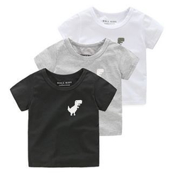 WellKids - Kids Short-Sleeve Printed T-Shirt