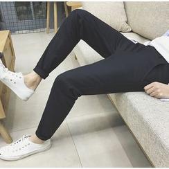 優凡士品 - 純色哈倫褲