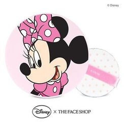 The Face Shop - Natural Sun Eco Baby Sun Cushion SPF34 PA ++ (Minnie Mouse) (Disney Collaboration)