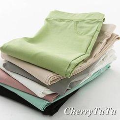 CherryTuTu - Skinny Pants