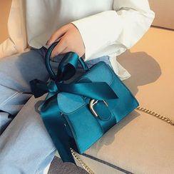 Skyglow - Bow Hand Bag