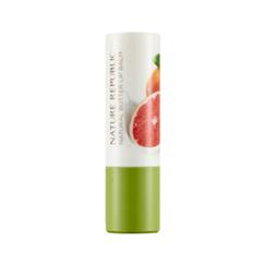 Nature Republic - Natural Butter Lip Balm (#03 Grapefruit)