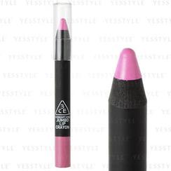 3 CONCEPT EYES - Jumbo Lip Crayon (Neon Pink)