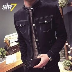 SIRIUS - Buttoned Jacket