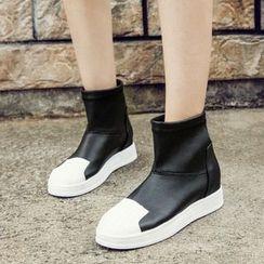 Yoflap - Panel Short Boots