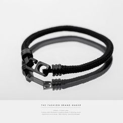 Newin - Black Bracelet
