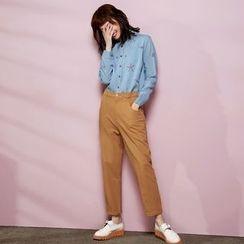 Sam's Tree - Slim-Fit Pants