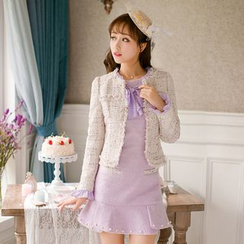 Candy Rain - Woolen Jacket