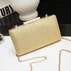 enoi - Clutch with Chain Strap