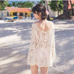 Dolfin - Crochet Cover Up