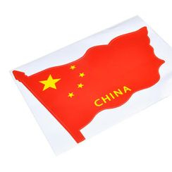 ioishop - Chinese Flag Car Sticker