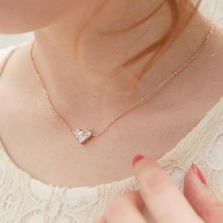 Tokyo Fashion - Rhinestone Necklace