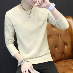 T for TOP - Long-Sleeve Top