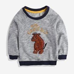 Happy Go Lucky - Kids Sweatshirt