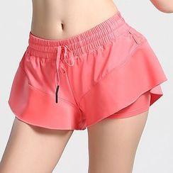 LAVIE.Q - Quick Dry Sports Shorts