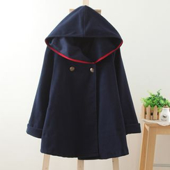 Aigan - Hooded Coat