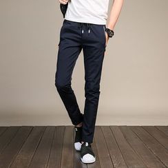 Elkelake - Slim-Fit Sweatpants