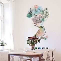 LESIGN - Bird Wall Stickers