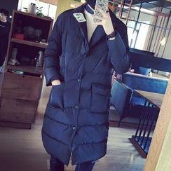 Streetstar - Padded Long Coat