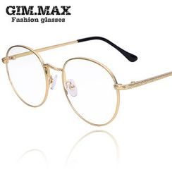 GIMMAX Glasses - Blue Light Filter Round Glasses