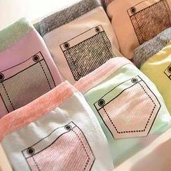 Miya - Print Panties