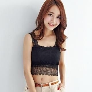 BAIMOMO - Lace Tank Top