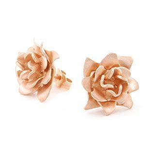 Keleo - 14K Rose Gold Earrings