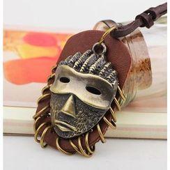 KINNO - 面具掛牌項鏈