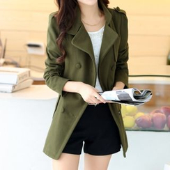 Cobogarden - Double Breasted Trench coat