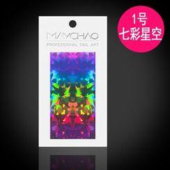 Maychao - Nail Sticker (1)