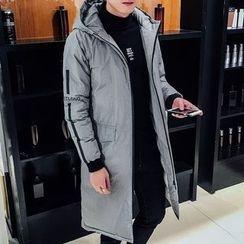 Hawoo - Hooded Padded Coat