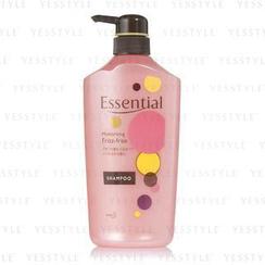 Kao - Essential Moisturizing Frizz Free Shampoo (Pink)