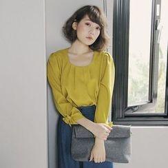 Tokyo Fashion - 3/4-Sleeve Bow Top