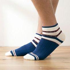 Lazy Corner - Striped Socks