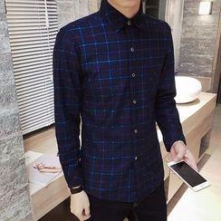 Bloemen - Plaid Shirt