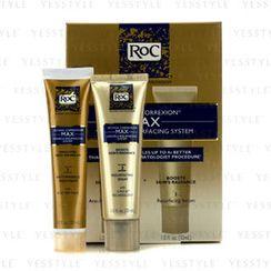 Roc - Retinol Correxion Max Wrinkle Resurfacing System: Anti-Wrinkle Treatment 30ml + Resurfacing Serum 30ml