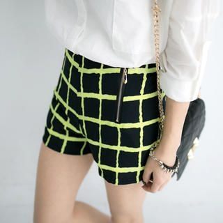 Tokyo Fashion - Patterned Shorts
