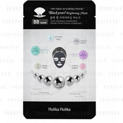 Holika Holika - Black Pearl Mask