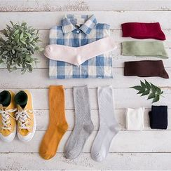 Show Home - Plain Socks
