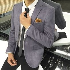Bay Go Mall - Single Button Blazer