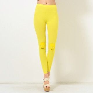 YesStyle Z - Skull Patch Leggings