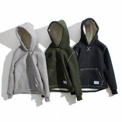 Milioner - Fleece-lined Hoodie
